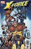 X-Force #6 comic books for sale
