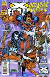 X-Force Megazine comic books