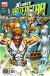 X-Force: Shatterstar #3 comic books - cover scans photos X-Force: Shatterstar #3 comic books - covers, picture gallery