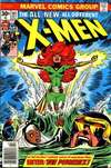 X-Men #101 comic books - cover scans photos X-Men #101 comic books - covers, picture gallery