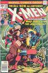 X-Men #102 comic books - cover scans photos X-Men #102 comic books - covers, picture gallery