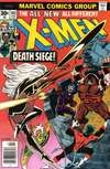 X-Men #103 comic books - cover scans photos X-Men #103 comic books - covers, picture gallery