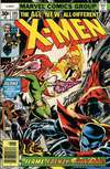 X-Men #105 comic books - cover scans photos X-Men #105 comic books - covers, picture gallery