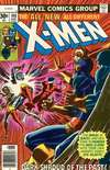 X-Men #106 comic books - cover scans photos X-Men #106 comic books - covers, picture gallery