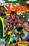 X-Men #107 comic books - cover scans photos X-Men #107 comic books - covers, picture gallery