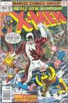 X-Men #109 cheap bargain discounted comic books X-Men #109 comic books