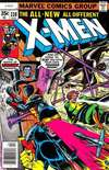X-Men #110 comic books - cover scans photos X-Men #110 comic books - covers, picture gallery