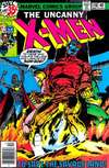 X-Men #116 comic books - cover scans photos X-Men #116 comic books - covers, picture gallery