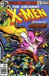 X-Men #118 comic books - cover scans photos X-Men #118 comic books - covers, picture gallery