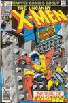 X-Men #122 comic books - cover scans photos X-Men #122 comic books - covers, picture gallery