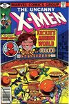 X-Men #123 cheap bargain discounted comic books X-Men #123 comic books