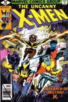 X-Men #126 comic books - cover scans photos X-Men #126 comic books - covers, picture gallery
