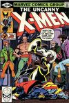 X-Men #132 comic books - cover scans photos X-Men #132 comic books - covers, picture gallery