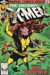 X-Men #135 comic books - cover scans photos X-Men #135 comic books - covers, picture gallery