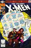X-Men #141 comic books - cover scans photos X-Men #141 comic books - covers, picture gallery
