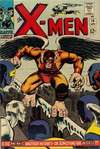 X-Men #19 comic books - cover scans photos X-Men #19 comic books - covers, picture gallery