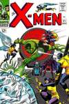 X-Men #21 comic books for sale