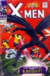 X-Men #24 comic books - cover scans photos X-Men #24 comic books - covers, picture gallery