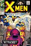 X-Men #25 comic books - cover scans photos X-Men #25 comic books - covers, picture gallery