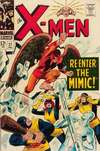 X-Men #27 Comic Books - Covers, Scans, Photos  in X-Men Comic Books - Covers, Scans, Gallery