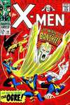 X-Men #28 comic books - cover scans photos X-Men #28 comic books - covers, picture gallery