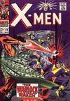 X-Men #30 comic books - cover scans photos X-Men #30 comic books - covers, picture gallery