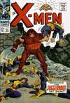 X-Men #32 comic books - cover scans photos X-Men #32 comic books - covers, picture gallery