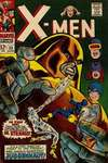 X-Men #33 comic books - cover scans photos X-Men #33 comic books - covers, picture gallery
