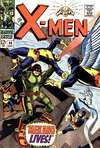 X-Men #36 comic books - cover scans photos X-Men #36 comic books - covers, picture gallery