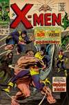 X-Men #38 comic books - cover scans photos X-Men #38 comic books - covers, picture gallery