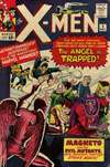 X-Men #5 Comic Books - Covers, Scans, Photos  in X-Men Comic Books - Covers, Scans, Gallery