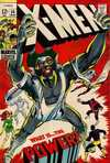 X-Men #56 Comic Books - Covers, Scans, Photos  in X-Men Comic Books - Covers, Scans, Gallery