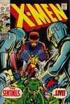 X-Men #57 comic books for sale