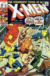 X-Men #67 comic books for sale