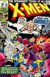 X-Men #68 comic books - cover scans photos X-Men #68 comic books - covers, picture gallery