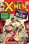 X-Men #7 comic books - cover scans photos X-Men #7 comic books - covers, picture gallery