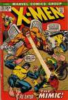 X-Men #75 comic books - cover scans photos X-Men #75 comic books - covers, picture gallery