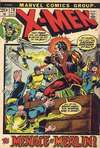 X-Men #78 comic books - cover scans photos X-Men #78 comic books - covers, picture gallery