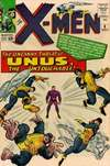 X-Men #8 Comic Books - Covers, Scans, Photos  in X-Men Comic Books - Covers, Scans, Gallery