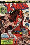 X-Men #81 comic books - cover scans photos X-Men #81 comic books - covers, picture gallery