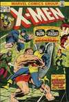 X-Men #86 comic books - cover scans photos X-Men #86 comic books - covers, picture gallery