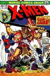 X-Men #89 comic books - cover scans photos X-Men #89 comic books - covers, picture gallery