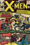 X-Men #9 comic books - cover scans photos X-Men #9 comic books - covers, picture gallery