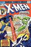 X-Men #93 comic books - cover scans photos X-Men #93 comic books - covers, picture gallery