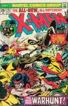 X-Men #95 comic books - cover scans photos X-Men #95 comic books - covers, picture gallery