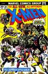 X-Men #96 comic books - cover scans photos X-Men #96 comic books - covers, picture gallery