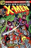 X-Men #98 comic books - cover scans photos X-Men #98 comic books - covers, picture gallery