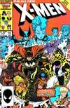 X-Men #10 cheap bargain discounted comic books X-Men #10 comic books