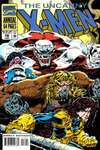 X-Men #18 cheap bargain discounted comic books X-Men #18 comic books