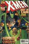 X-Men #64 comic books - cover scans photos X-Men #64 comic books - covers, picture gallery